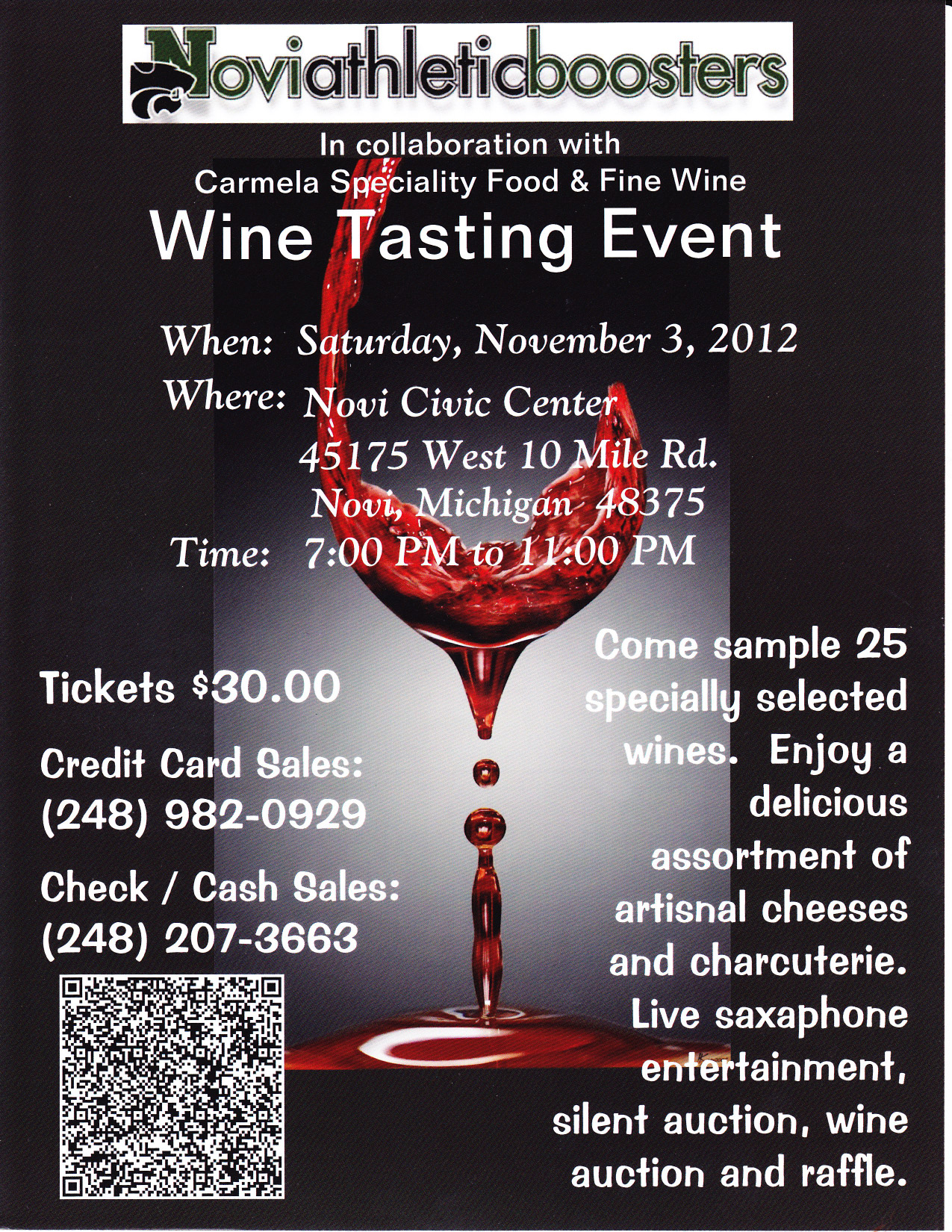 NAB Hosts Wine Tasting Event